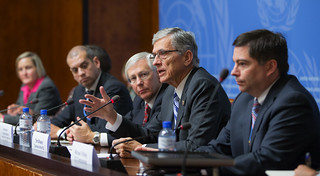 Press Briefing by the U.S. Delegation to WRC-15 | by US Mission Geneva