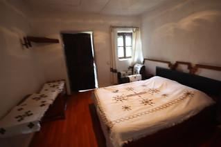 Room at the Asheton Inn.