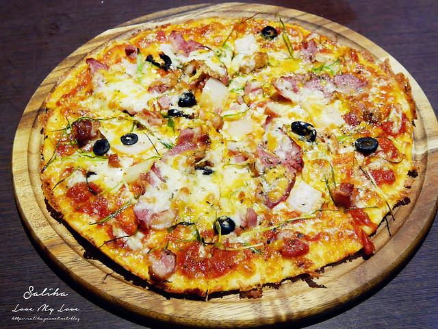 新店大坪林站美食餐廳米塔披薩 (5)