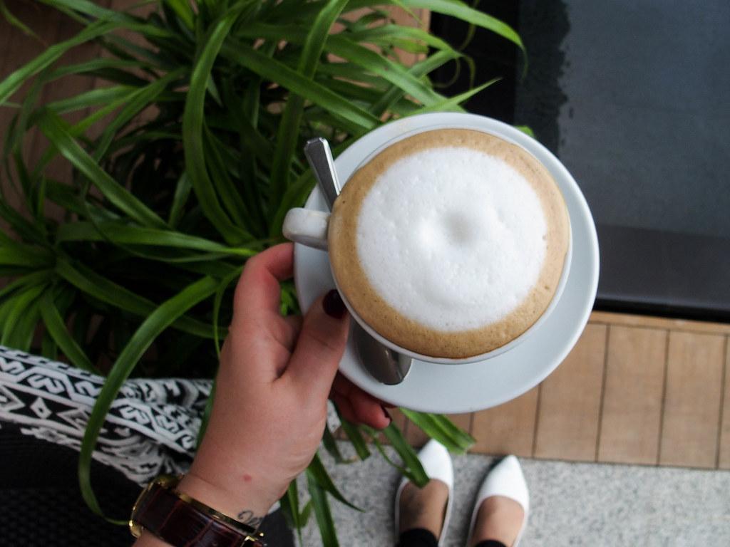 cappuccino at oasia novena