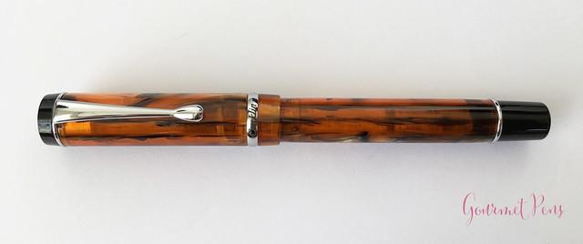 Review Conklin Duragraph Fountain Pen - 1.1 mm Stub @GouletPens (5)