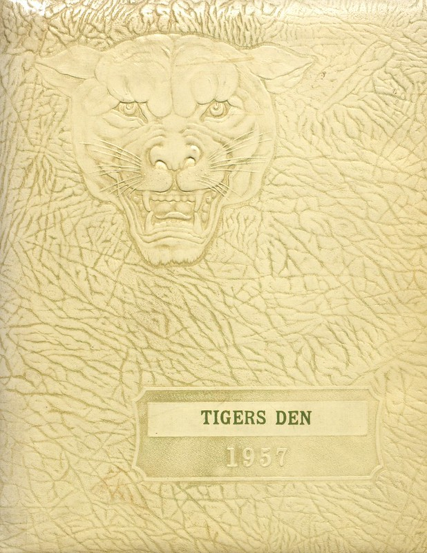 1957 Greenup County Yearbook