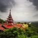 The landmark of Mandalay by B℮n