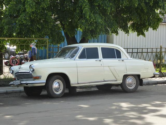 GAZ-21 «Volga»