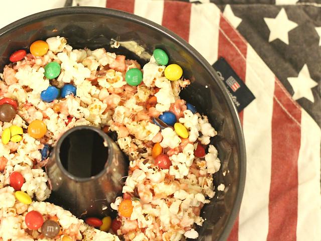 popcorn kakku