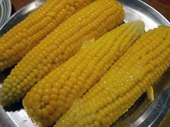 Corn 'Rising Sun'
