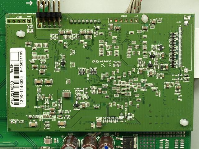 GW Instek 1000B Oscilloscope Teardown