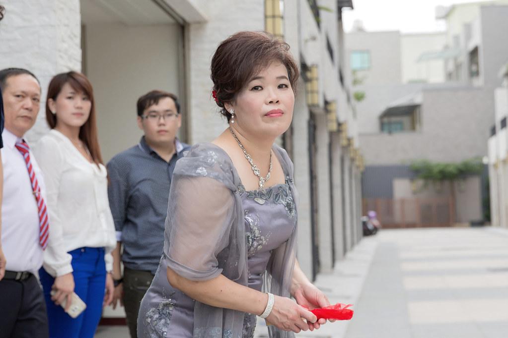 台南婚攝-迎娶午宴 X 情定城堡 (45)
