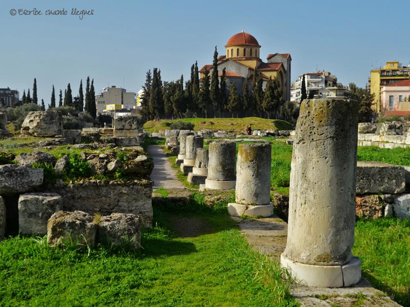 Conjunto arqueológico de Kerameikos