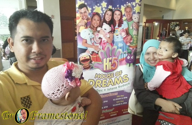 Hi-5 House of Dreams Istana Budaya