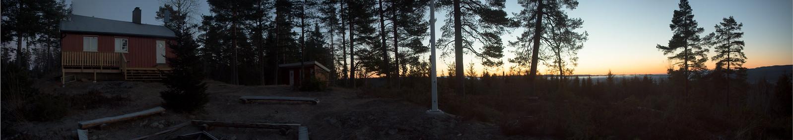 Cabin Panorama-2