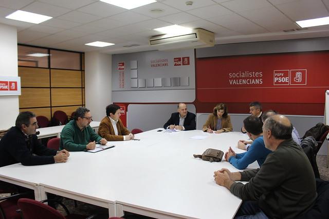 Reunión con EMT - Elecciones 20-D (18/12/15)