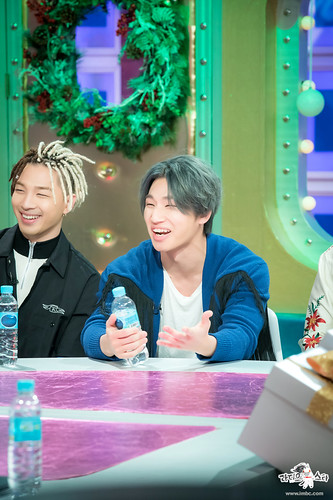 BIGBANG MBC Radio Star 2016-12-21 (10)