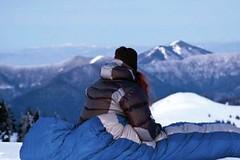 Jak přežít zimní bivak