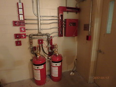 Cs179 B10 Installed Conduit Boxes And Wire For Fire Ala Flickr