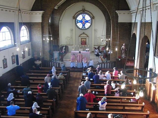 St Bede Rosé Sunday