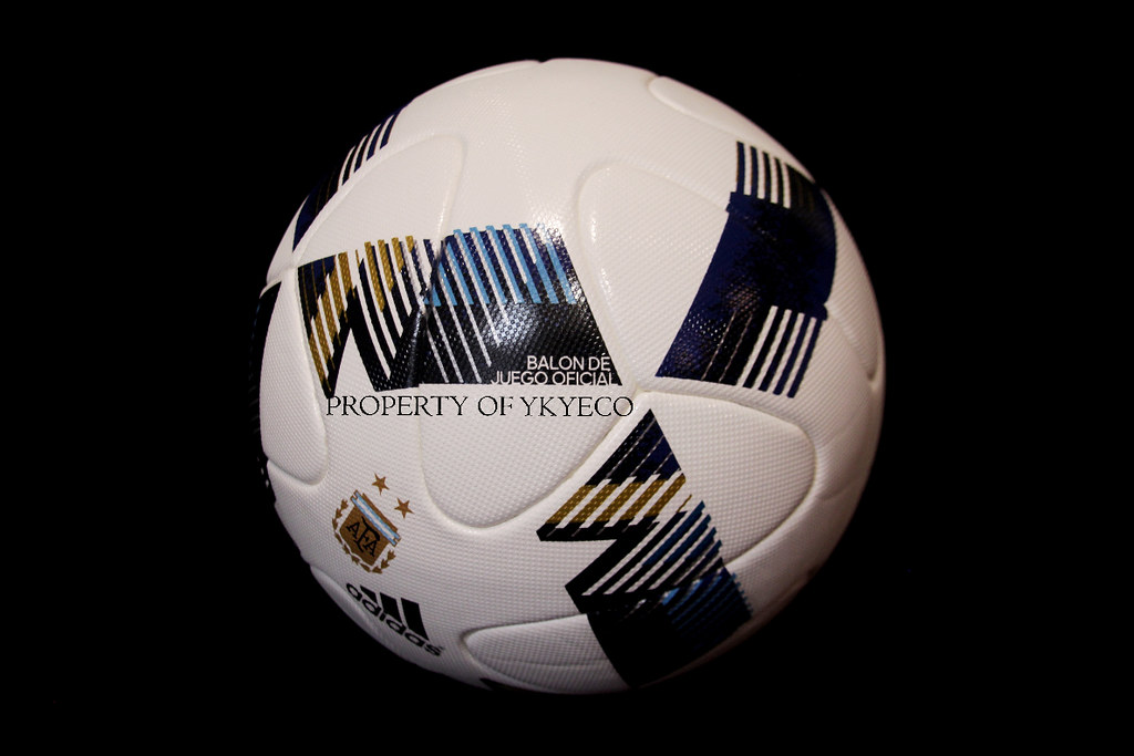 Fußball ADIDAS Argentum 2015 OMB Balon de Juego Fussball Official Matchball