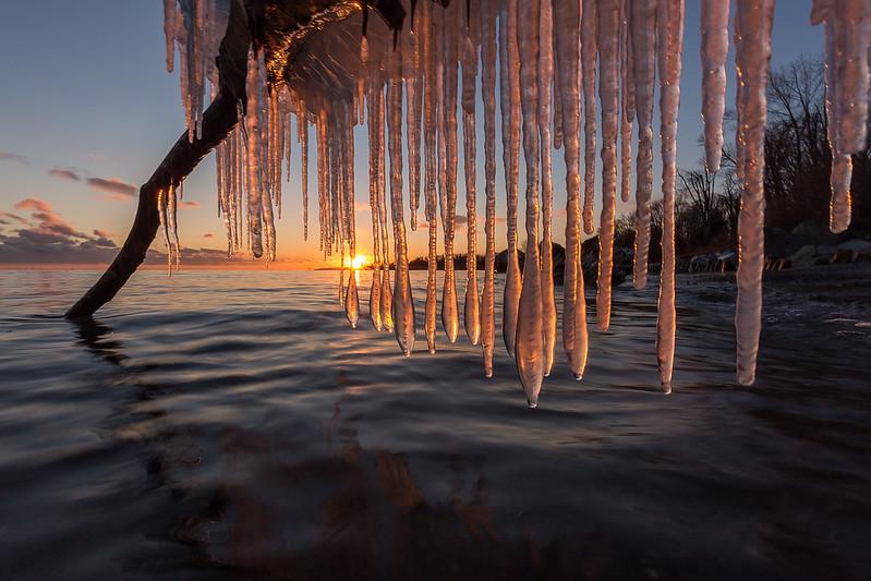 cold calm