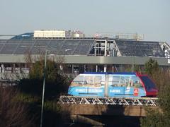 Bickenhill Lane, Birmingham Airport - Air-Rail Link