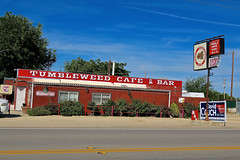 Tumbleweed Cafe & Bar, Derby Acres, CA