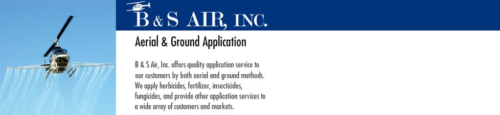 List All B&S Air Inc job details and career information