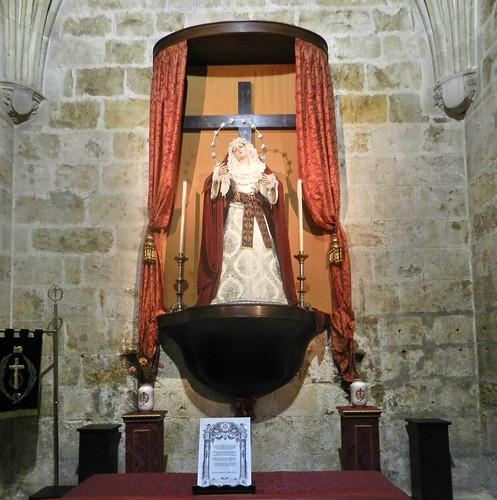 leon interior iglesia conventual de san marcos león capilla convento hostal