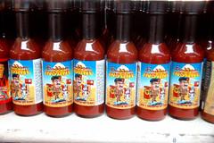 Saddam Insane Hot Sauce