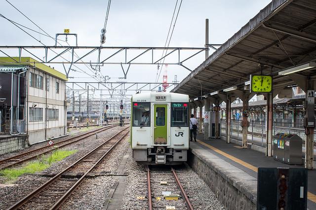 to Minakami (Joetsu Line)