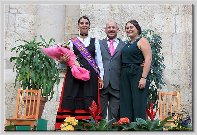 Briviesca en Fiestas 2.015 Proclamación de las Reinas y lectura del Pregón (11)