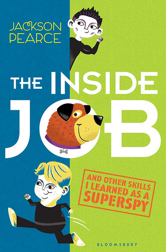 THE INSIDE JOB cover
