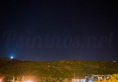 Νυχτερινή αστροφωτογράφιση στη Ψίνθο, Αύγουστος 2015