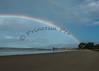 Stunning rainbow after a sudden thunderstorm by Princessa Pea