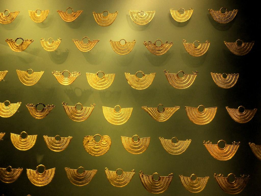 Resultado de imagen para museo de oro bogota