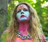 Goddess KRING faced by Alex Garland