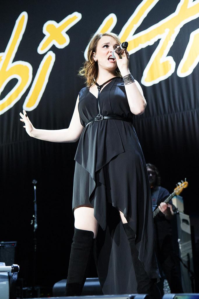 Abi Ann - opening for Kelly Clarkson, Denver