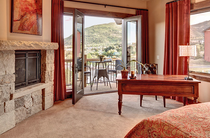 Juniper Landing Condominium, Canyons Resort, Park City, Utah