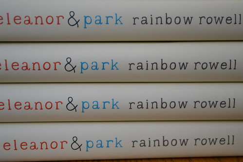 Omaha Reads Eleanor & Park by Rainbow Rowell