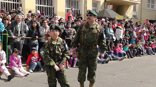 Parada Militar en Osorno