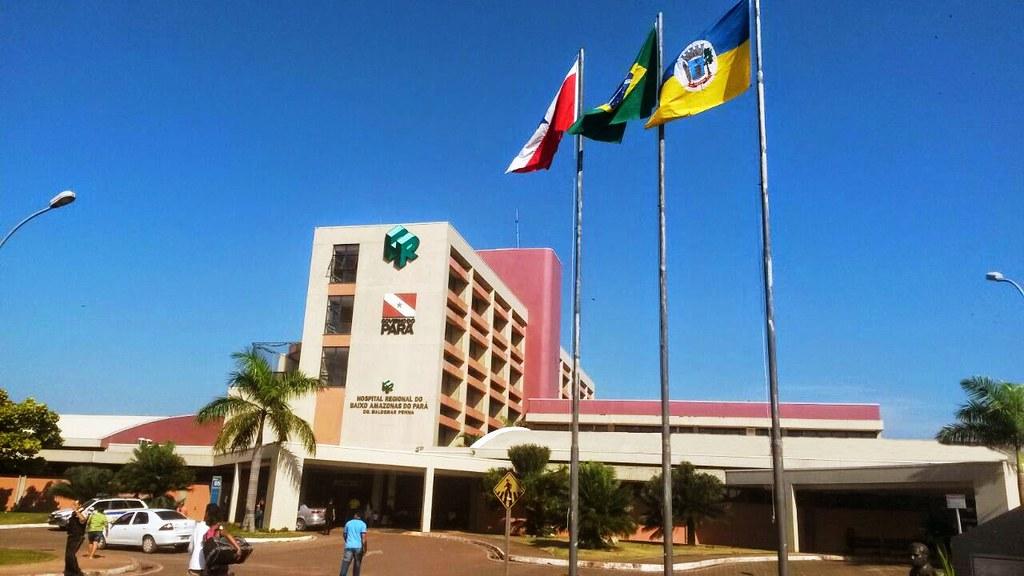 Gestora do Hospital Regional em Santarém abre 4 vagas de trabalho, HRBA