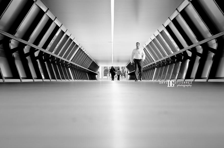 """Simple Mode"" Canary Wharf Crossrail Station, London, UK by David Gutierrez Photography, London Photographer"