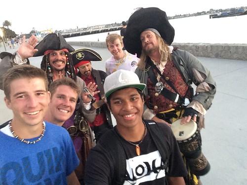Buckaneers of the Boardwalk