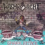 "Wehrmacht Shark Attack 12"" Vinyl LP"