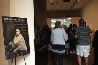 Filipino American Month - Asian Art Museum Hinabi Project