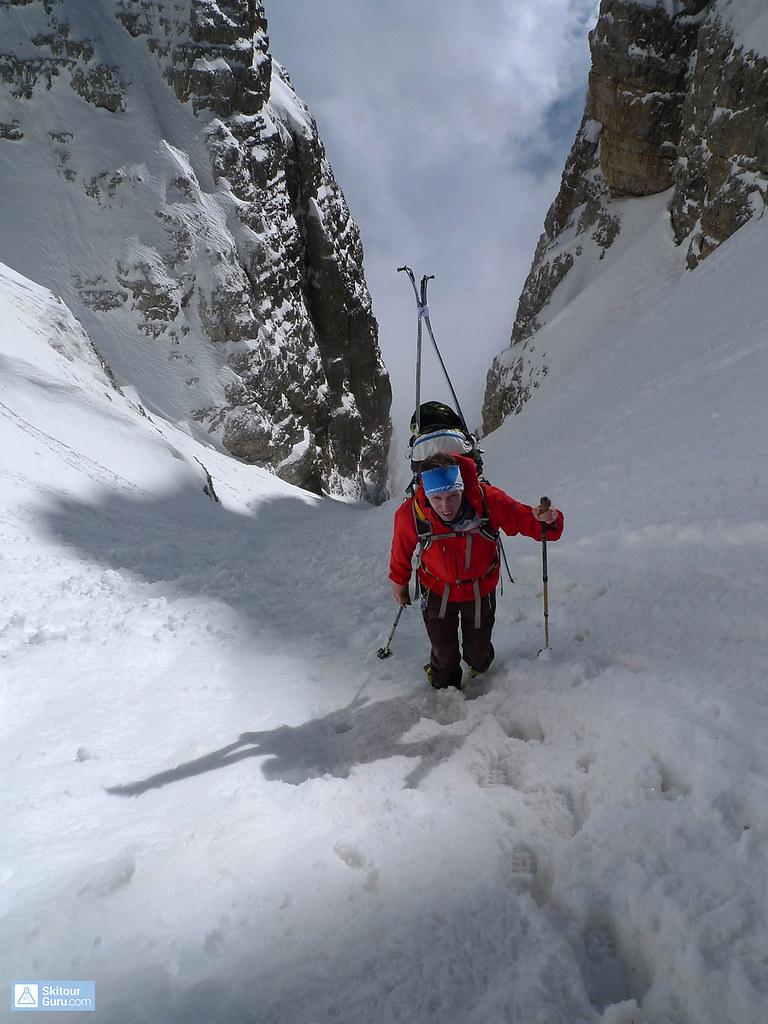 Tre Cime / Drei Zinnen (Day 5 H.R. Dolomiten) Dolomiti Italien foto 06