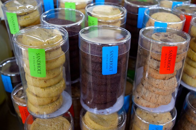 Icelandic Cookies at The Icelandic Pantry, Borough Market | www.rachelphipps.com @rachelphipps