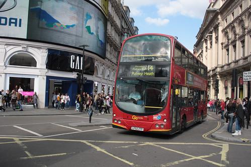 London General WVL70 LF52ZTP