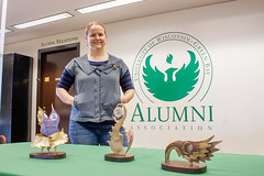 UWGB Alumni Awards Artist