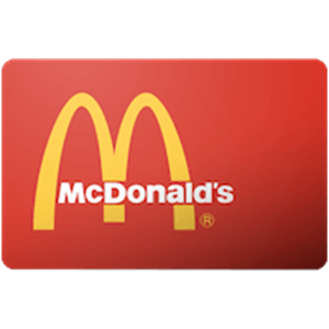 Picture of GiftCard McDonalds