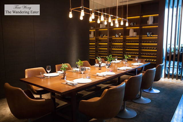 Private Dining Room at Cerise