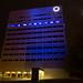 Provinciehuis kleurt blauw - 24 oktober 2015 by CarolienC